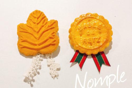 食品サンプル クッキー